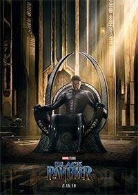 black panther poster mini