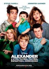 Alexander y el día terrible, horrible...