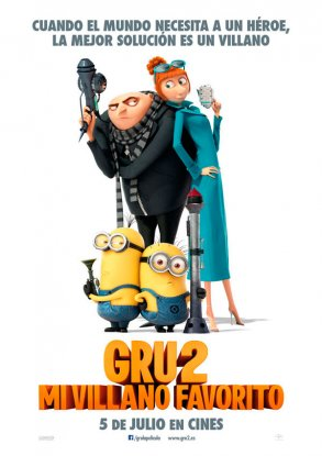 trailen : Gru 2. Mi Villano Favorito