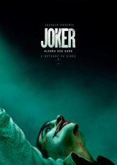 cartel mini de la película Joker (2019)