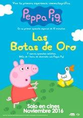 Peppa Pig. Las botas de oro