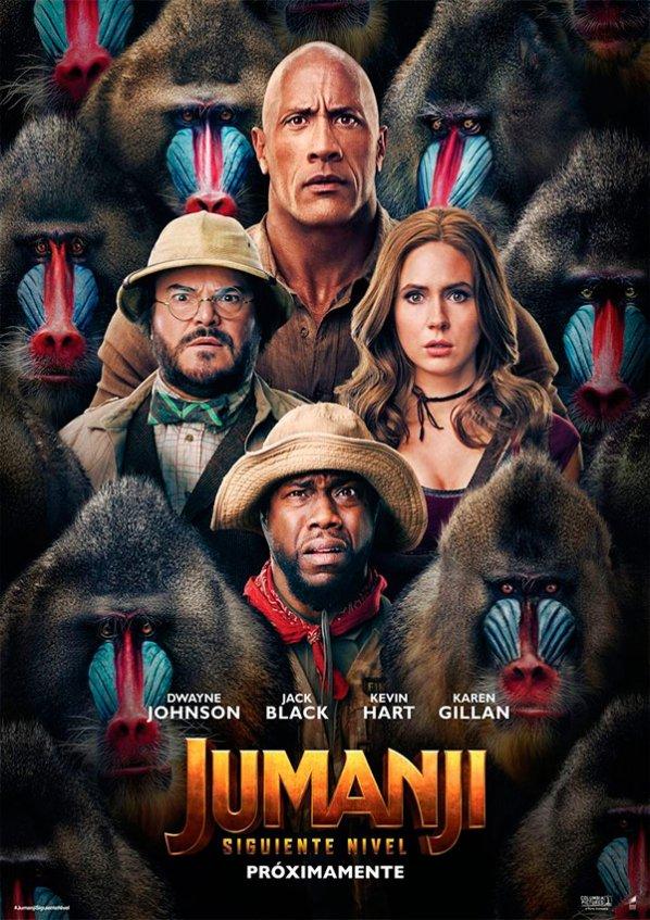 Jumanji: The Next Level (2019) BluRay 480p,720p & 1080p