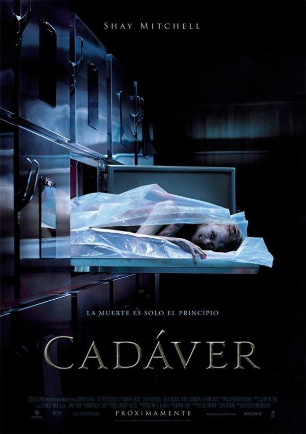 Resultado de imagen de Cadáver (2018)